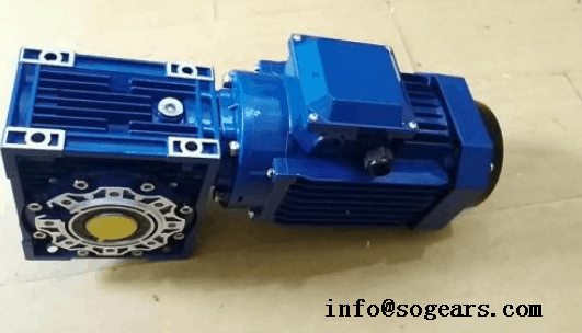 worm electric gearmotor manufacturers