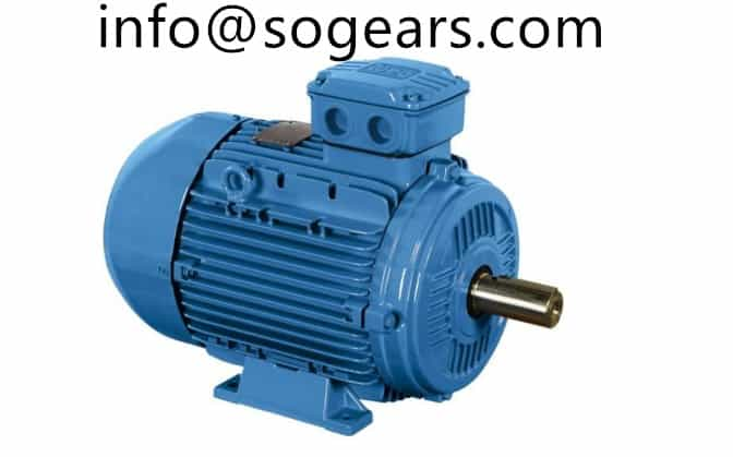 Vertical Screw Barrel Gearbox