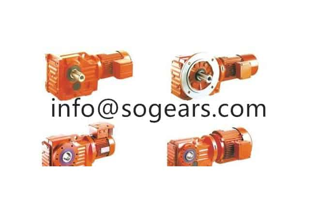 right angle gearbox for gear manufacturing