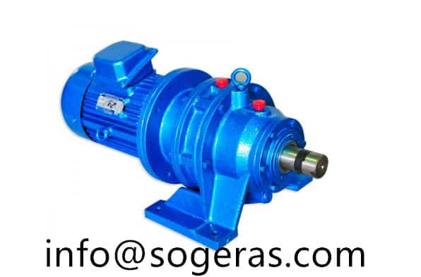 Helical Geared Transmission Gearbox