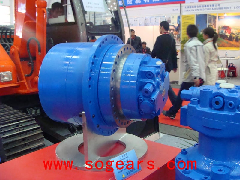 Planetary Gearbox used for vehicles