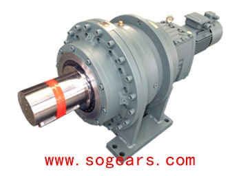 Planetary Gearbox Foot Mounted