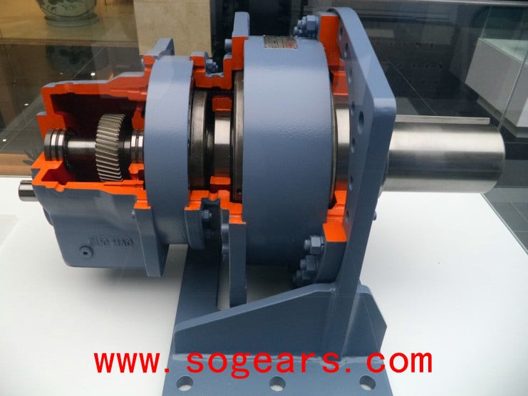 Planetary Gearbox  with Inside Parts