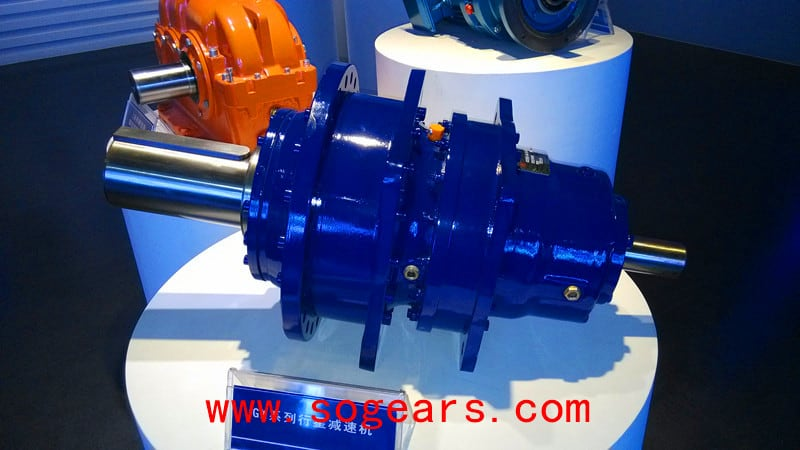 Planetary Gearbox with perfect paiting