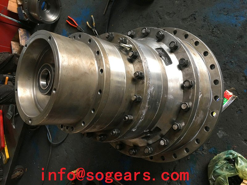 Planetary Gearbox Unpainted