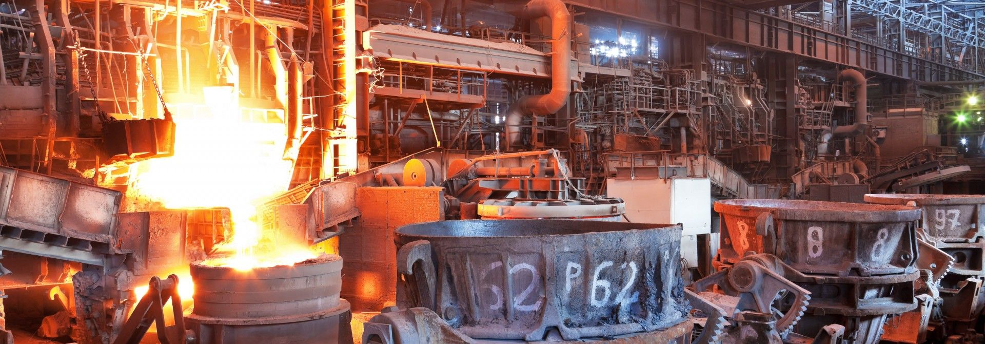Solutions For Steel Industry